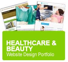 Malaysia Website Design Healthcare Portfolio