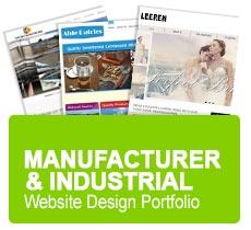 Malaysia Website Design Manufacturer Portfolio