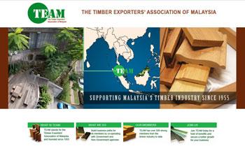 Timber Exporters' Association of Malaysia - Web Design in Malaysia