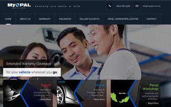MyOpal Malaysia - Web Design in Malaysia