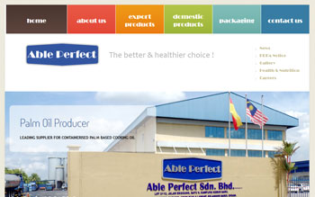 Able Perfect - Web Design in Malaysia