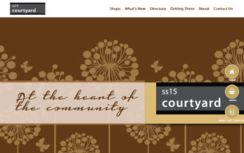 SS15 Courtyard Shopping Mall - Web Design in Malaysia