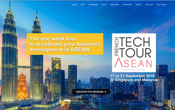 French Tech Asean Tour - Web Design in Malaysia