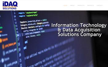 iDAQ SOlutions - Web Design in Malaysia