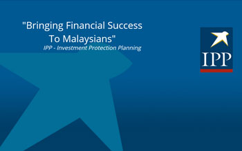 IPP Financial Advisors - Web Design in Malaysia