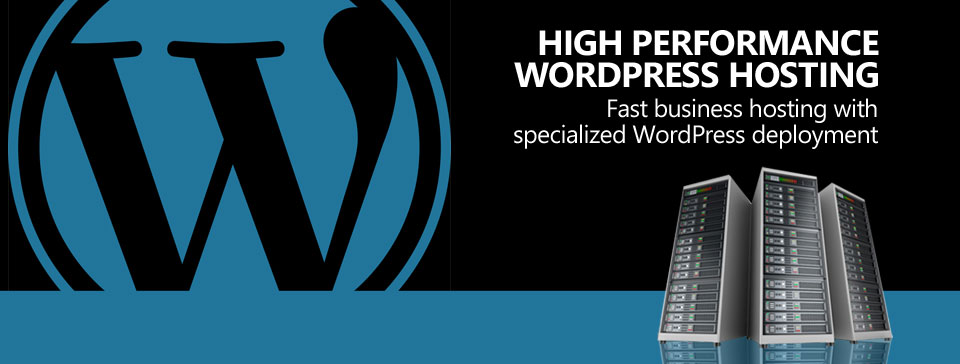 Fast WordPress Hosting